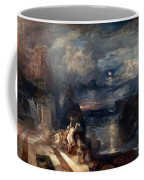 Hero And Leander's Farewell Coffee Mug