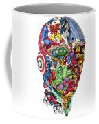 Heroic Mind Coffee Mug