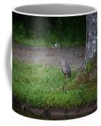 Heron 14-4 Coffee Mug