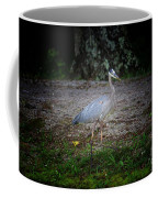Heron 14-6 Coffee Mug