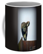 Heron Grooming Coffee Mug