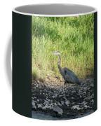 Heron Travels  Coffee Mug