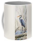 Herons Natural World Coffee Mug