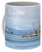 Herring Fleets Qualicum Beach Coffee Mug