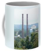 Hershey Smoke Stacks Coffee Mug