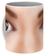 Heterochromia Iridum Coffee Mug