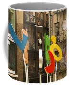 Hewitt Sculpture Coffee Mug