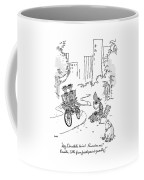 Hey, Dinwiddie Twins!  Remember Me? Drusilla Coffee Mug