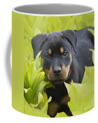 Hey Here I Am Coffee Mug by Heiko Koehrer-Wagner