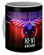 Hi-vi Arcade Coffee Mug