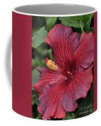 Hibiscus Night Fire 2 Of 2 Coffee Mug