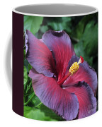 Hibiscus Night Fire Coffee Mug