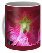 A Hibiscus Discovered On Boston Common Coffee Mug