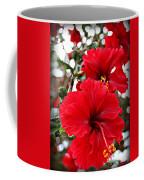 Hibiscus Perspective Coffee Mug