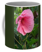 Hibiscus Profile Coffee Mug