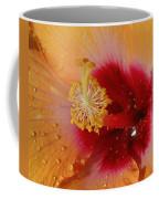 Hibiscus Stamen IIi Coffee Mug