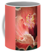 Hibuscus Talking  By Zina Zinchik Coffee Mug