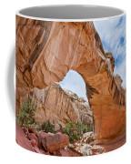 Hickman Bridge Natural Arch Coffee Mug