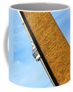 Hidden And Falling Coffee Mug
