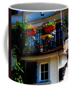 Hidden Away Balcony Coffee Mug