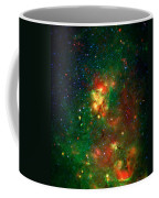 Hidden Nebula 2 Coffee Mug by Jennifer Rondinelli Reilly - Fine Art Photography