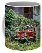 Hidden Opal Manta Coffee Mug