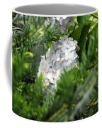 Hiding Hydrangea Coffee Mug