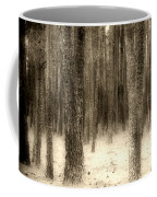 Hiding In The Trees By Diana Sainz Coffee Mug
