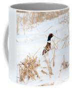 Hiding Rooster Coffee Mug