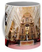 High Altar Of Cordoba Cathedral Coffee Mug