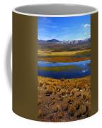 High Altitude Reflections Coffee Mug