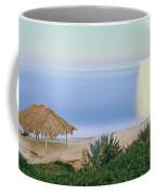 High Angle View Of Windansea Beach, La Coffee Mug