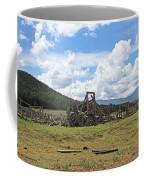 High Country Roundup The Old Days Coffee Mug