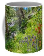 High Country Wildflowers Coffee Mug