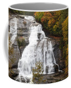 High Falls In The Dupont State Forest Coffee Mug