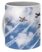 High Flying Five Coffee Mug