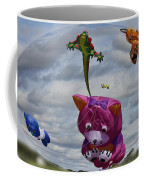 High In The Sky Coffee Mug