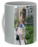 High Line Exhibitionist Coffee Mug