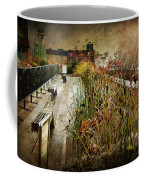 High Line Park In The Rain New York Coffee Mug
