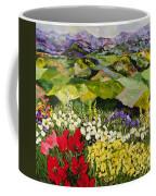 High Mountain Patch Coffee Mug