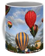 High On Hot Air Coffee Mug