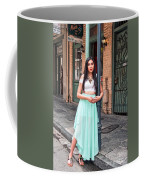High School Senior Portrait French Quarter New Orleans Coffee Mug