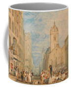 High Street - Edinburgh Coffee Mug