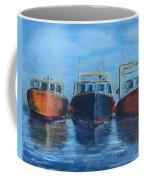 High Tide Breton Harbor Coffee Mug