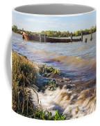 High Tide Coffee Mug by Dawn OConnor