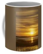 High Tide In The Marsh Coffee Mug by Phill Doherty