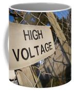 High Voltage Coffee Mug