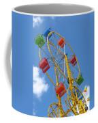 High Wheeling Coffee Mug