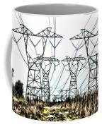 High Wire Act Coffee Mug