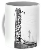 High Wire Suicide Rescue Coffee Mug